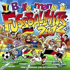 Ballermann Fussball Hits 2014