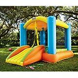 Jump n Play Bouncer Super Slide Moonwalk Bounce House Inflatable Jumper