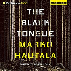 The Black Tongue Audiobook