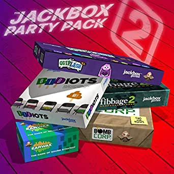 Amazon.com: The Jackbox Party Pack 2 - PS3 [Digital Code ...