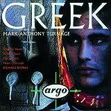 Turnage: Greek