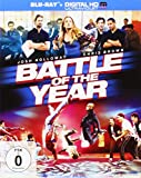 DVD Cover 'Battle of the Year [Blu-ray]