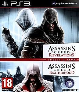 Assassin's Creed : Brotherhood + Assassin's Creed : revelations
