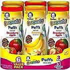 Gerber Graduates Puffs Cereal Snack
