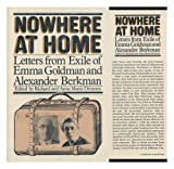 Nowhere at Home: Letters from Exile (080523537X) by Goldman, Emma