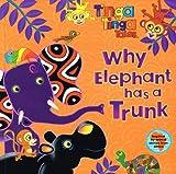 Edward Gakuya Why Elephant has a Trunk .. Tinga Tinga Tales