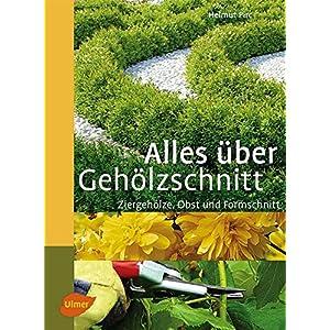 Alles über Gehölzschnitt: Ziergehölze, Obst und Formschnitt (Steinbachs Naturführer)