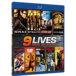 9 Lives - 9 Movie Collection [Blu-ray]