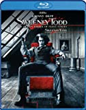 Sweeney Todd: The Demon Barber of Fleet Street [Blu-ray] (Bilingual)