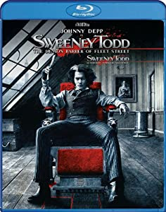 Sweeney Todd: The Demon Barber of Fleet Street [Blu-ray]
