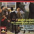 Saint Sa�ns : Les 5 concertos pour piano