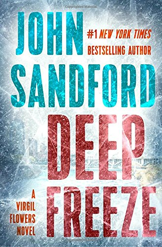Book Cover: Deep Freeze