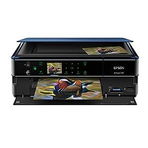 Epson Artisan 730 Wireless All-in-One Color Inkjet Printer (C11CB18201)