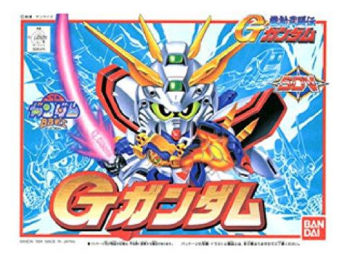BB Senshi Gundam G (138) - 1