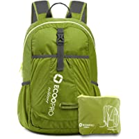 ECOOPRO 20L Durable Lightweight Packable Travel Hiking Backpack Daypack