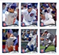 2010,2011,2012,2013 & 2014 Topps Chicago Cubs Baseball Card Team Sets (Complete Series 1 & 2 From All Five Years )