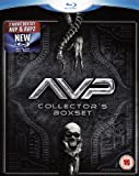 Alien Vs Predator/Aliens Vs Predator - Requiem [Blu-ray] [UK Import]
