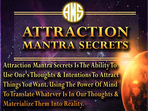 Attraction Mantra Secrets - Season 1