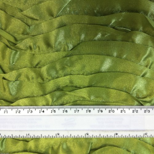 Lime Green Sofa Bed 5869 front