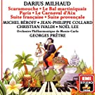 Darius Milhaud: Scaramouche - Le Bal Martiniquais - Paris...
