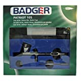 Badger Air-Brush Co 105 Patriot Fine Gravity Airbrush