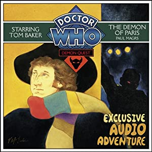 Doctor Who: Demon Quest 2 - The Demon of Paris Radio/TV Program