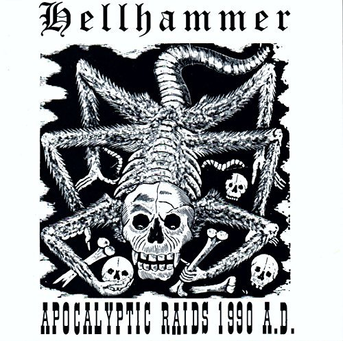 Apocalyptic Raids 1990 a.D. By Hellhammer (1990-11-20)