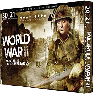 Amazon com ultimate world war ii movie collection box set glenn ford