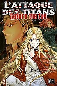 L'Attaque des Titans - Before the Fall Edition simple Tome 8