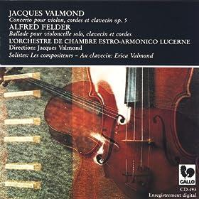 Ballade pour violoncelle solo clavecin et cordes allegro for Ballade pour violoncelle et chambre noire