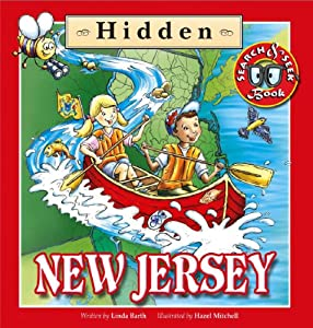 Hidden New Jersey Linda J. Barth