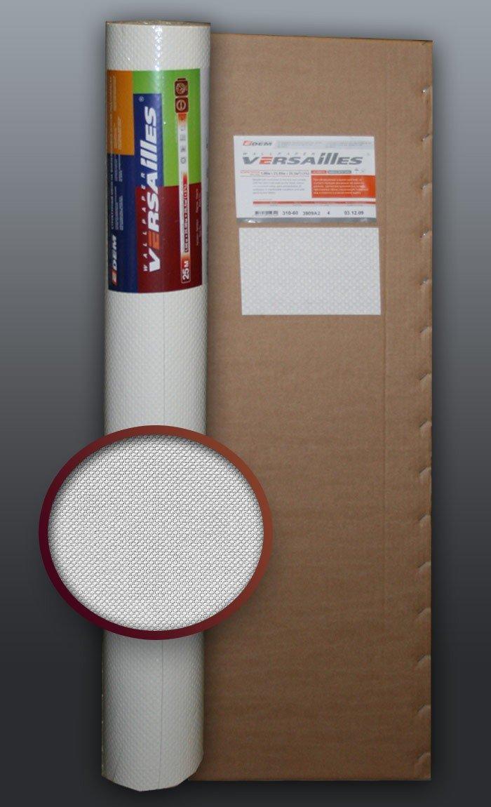 EDEM 31060 1 Kart 4 Rollen Vliestapete glasfaseroptik überstreichbar haupsympatisch malerweiß | 106 qm   Kundenbewertung: