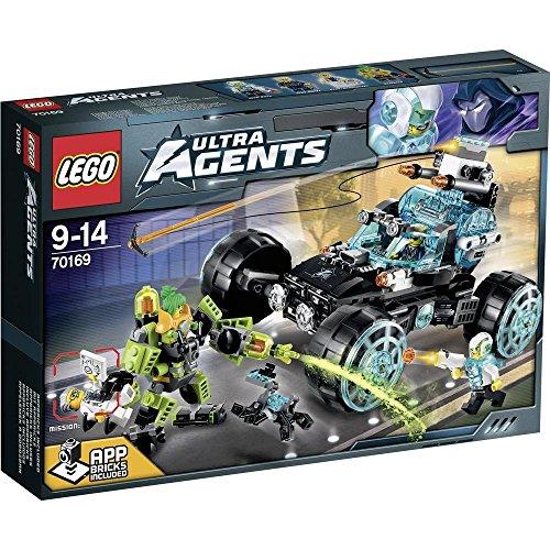 LEGO® ULTRA AGENTS 70169 GEHEIMAGENT MIS