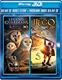 Legend of the Guardians: The Owls of Ga'Hoole / Hugo (3D Double Feature) [Blu-ray 3D + Blu-ray]