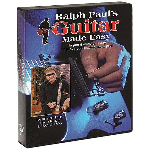 As Seen On TV Ralph Paul\'s Guitar Made Easy - 1