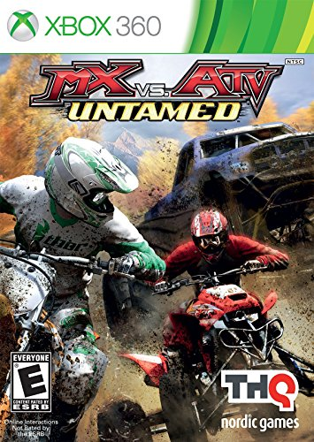 Mx Vs ATV Untamed - Xbox 360 (Xbox 360 Truck Games compare prices)
