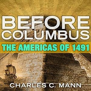 Before Columbus Audiobook