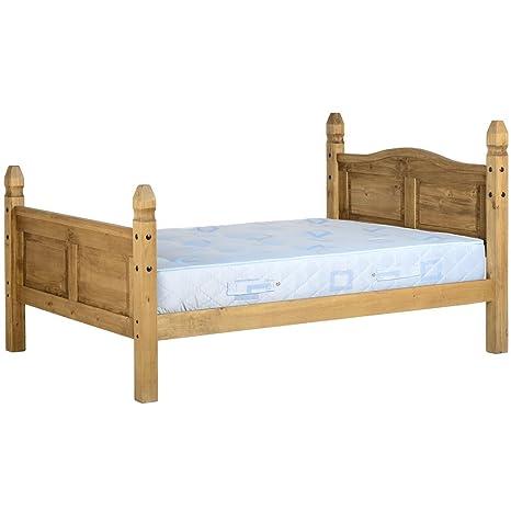 Corona Mexikanische Bett–Doppelbett