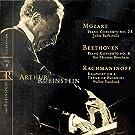 Mozart : Concerto pour piano n� 23 / Beethoven : Concerto pour piano n� 4 / Rachmaninov : Rhapsodie sur un th�me de Paganini