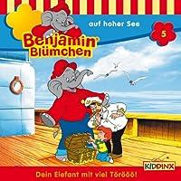 Benjamin auf hoher See (Benjamin Blümchen 5) Hörbuch