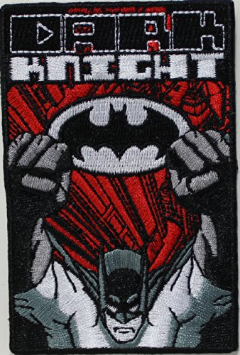 Batman DC Comics Dark Knight Patch