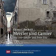 Mercier und Camier (       ungekürzt) von Samuel Beckett Gesprochen von: Otto Sander, Peter Fitz