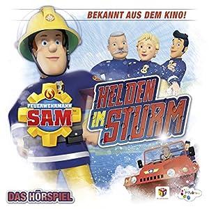 Helden im Sturm - Das Hörspiel zum Kinofilm (Feuerwehrmann Sam) Hörspiel