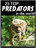 25 Top Predators in the World! Animal Facts, Photos and Video Links. (25 Amazing Animals Series)