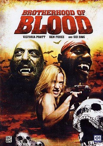 Brotherhood of blood [Italia] [DVD]