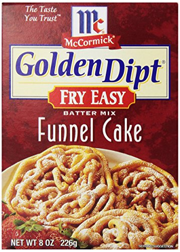 Mccormick Funnel Cake Mix