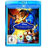 Die Schne und das Biest (Diamond Edition) (2 Blu-Rays + DVD) [Blu-ray]von &#34;Gary Trousdale&#34;