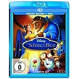 """Die Sch�ne und das Biest (Diamond Edition) (2 Blu-Rays + DVD) [Blu-ray]von """"Gary Trousdale"""""""