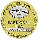 Twinings, Keurig, Classics, Earl Grey Tea, Decaffeinated, 24 K-Cups