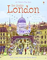 London (See Inside) (Usborne See Inside)